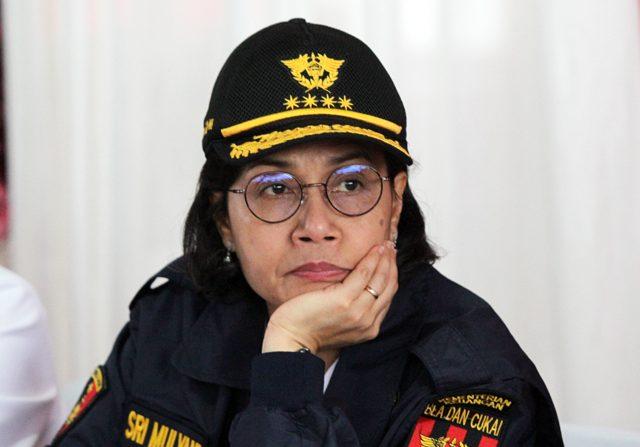 Sri Mulyani: Presiden Jokowi, DPR, Eselon 1 dan 2 Tak Dapat THR