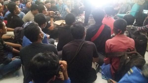 Sebelum Unjuk Rasa, Mahasiswa UIN Suska Riau Akui Terima Intimidasi