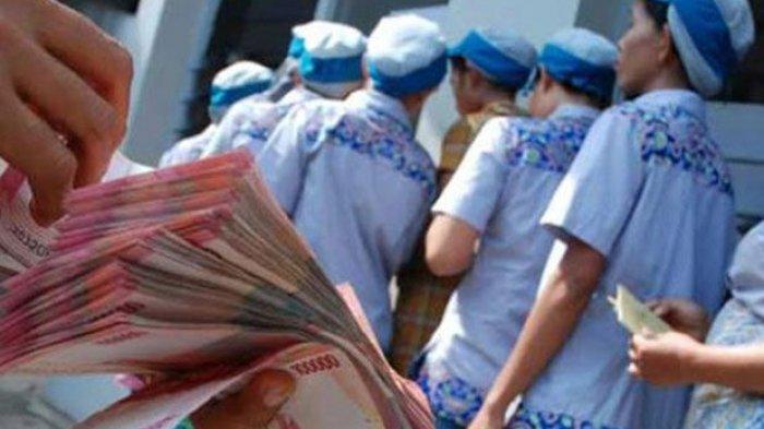 Naik 8,3 Persen, Upah Minimum Kabupaten Inhil Tahun 2019 Rp 2.750.618.96