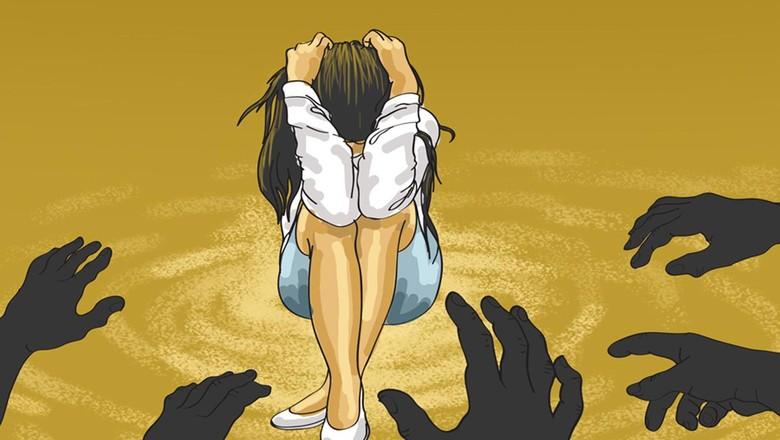 Tega banget, Gadis 16 tahun Diperkosa Oleh Ayah dan Kakak Kandungnya
