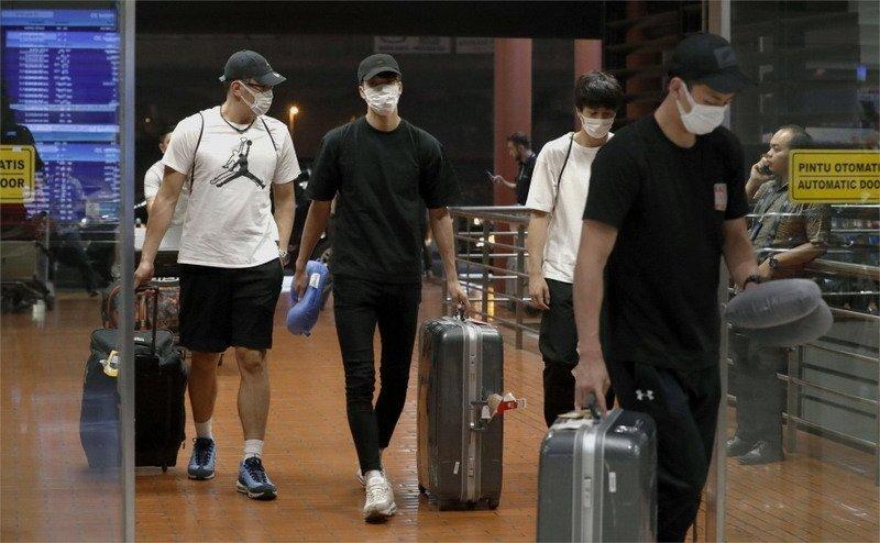 Diduga Menyewa PSK, Empat Atlet Jepang Dipulangkan dari Asian Games