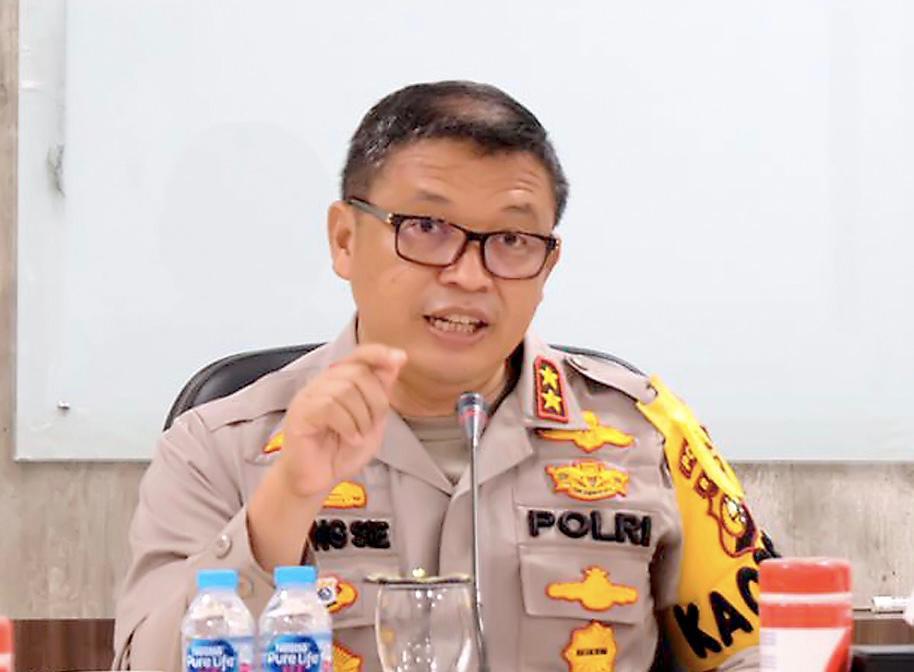 Tegas Cegah Potensi Penyebaran Covid-19, Kapolda Riau: Keselamatan Rakyat adalah Hukum Tertinggi