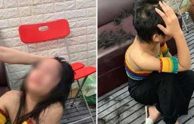 Keciduk Berhubungan di Salon, Istri Sah Suami Cukur Gratis Rambut Pelakor