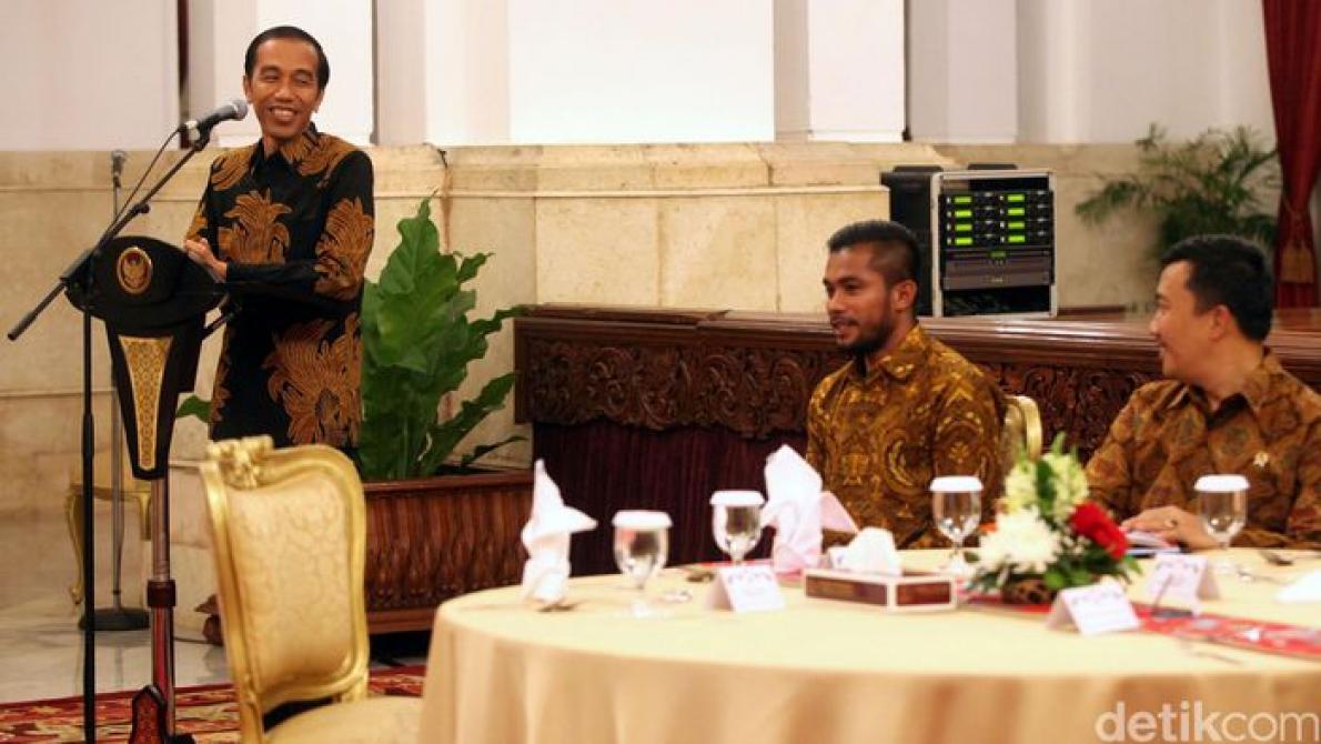 Jokowi Kaget Anaknya Pilih Jualan Martabak Dibanding Urus Pabrik