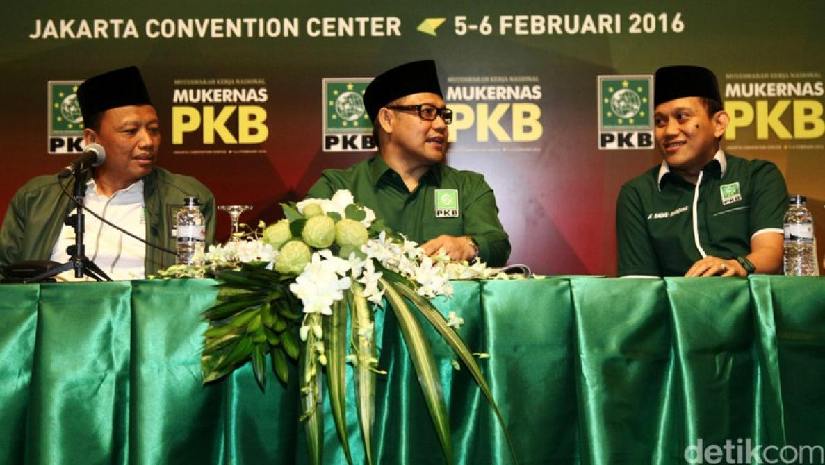 PKB Bantah Mau Buat Poros Baru Jika Cak Imin Bukan Cawapres Jokowi
