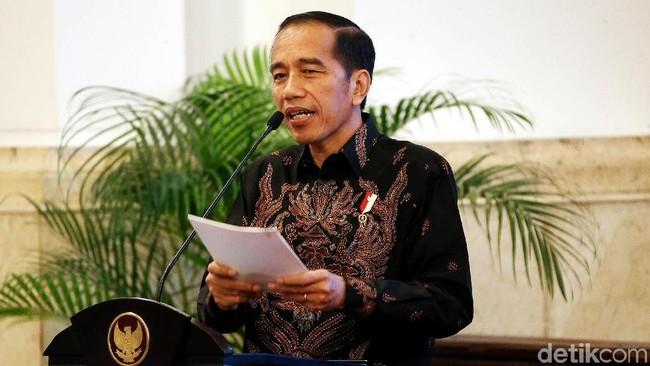 Jokowi Teken PP, Pelapor Kasus Korupsi Bisa Dapat Rp 200 Juta