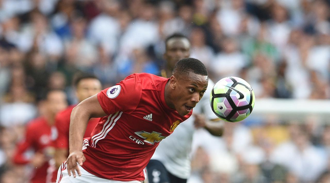 Martial Belum Mau Menyerah Di Manchester United