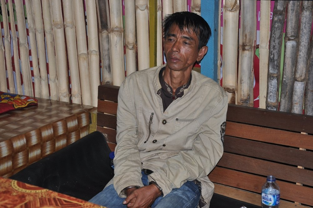 Cerita Umar Jaya, Pembunuh Bayaran Legendaris Paling Sadis di Indonesia