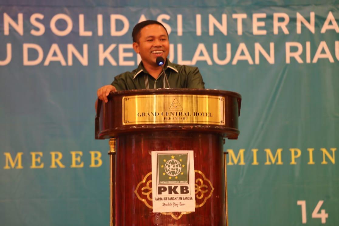 Kekuatan Kader dan Tokoh, Abdul Wahid: Modal Besar Manajerial Partai