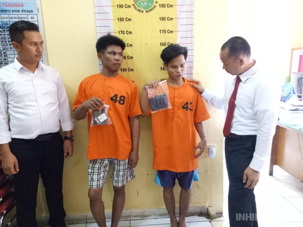 BD Sabu Terkenal 'Licin' Akhirnya Diringkus Sat Narkoba Polres Sergai