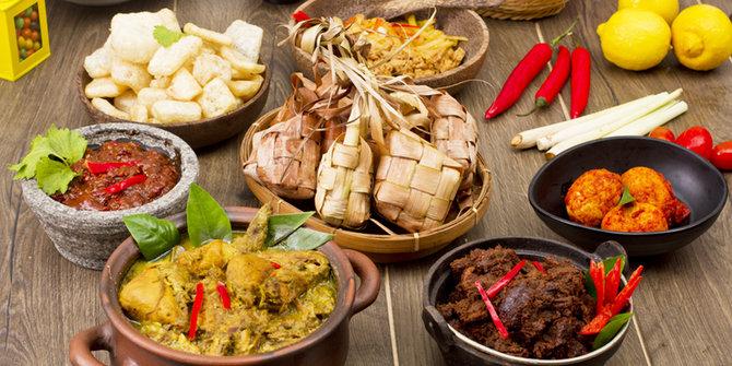 10 Resep Masakan Lebaran Tradisional, Mulai Ketupat sampai Opor
