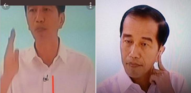 Heboh Isu 'Jokowi Pakai Earpiece Saat Debat', Ini Kata BPN