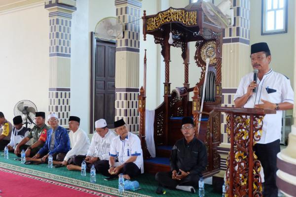Pemkab Inhil Sambut Baik Tahlil Akbar Se-Kecamatan Tempuling Tajaan Mahasiswa
