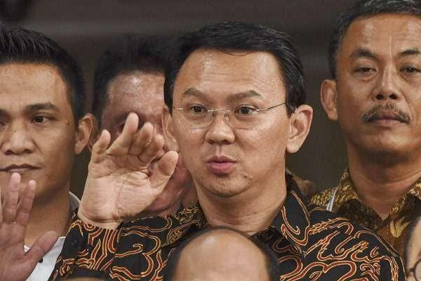 Ahok Akan Ikut Kampanye Jokowi-Ma'ruf Amin