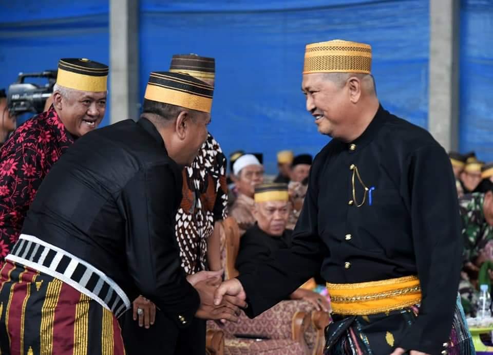 Syamsuddin Uti Hadiri Pelantikan BPC KKSS Kecamatam Keritang