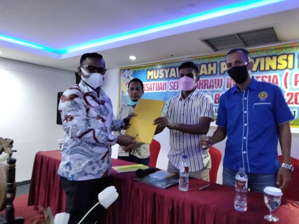 Rudianto Manurung Terpilih Aklamasi Sebagai Ketua PSTI Riau