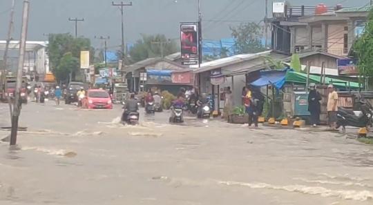 Kasat Lantas Polres Inhil Himbau Pengguna Jalan Waspada