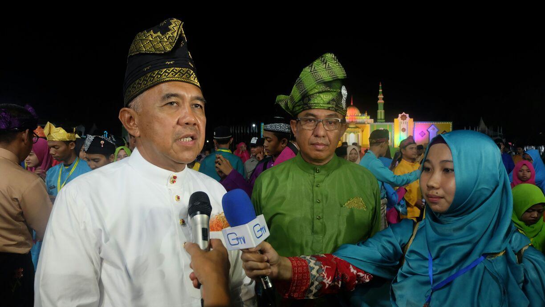 Gallery: MTQ Inhil Ke - 47 Resmi Ditutup Oleh Gubernur Riau