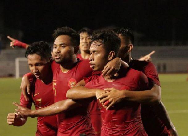Timnas U-22 Indonesia Libas Singapura, Skor 2-0