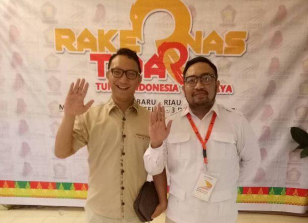 Ponakan Prabowo Instruksikan Agar Tidar Menangkan Nurdin Abdullah