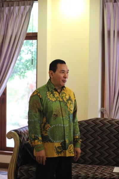 Tommy Soeharto Minta Harus Jadi Tuan di Negeri Sendiri