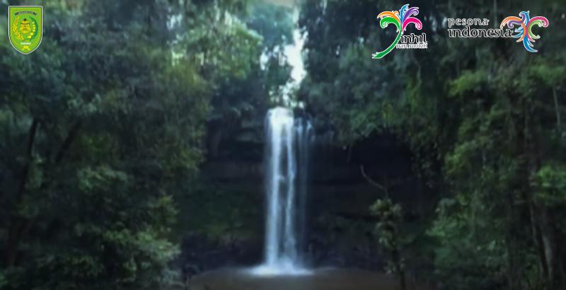 Indahnya Wisata Air Terjun 86 di Indragiri Hilir