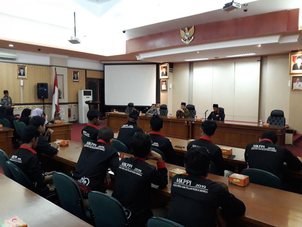 Pemprov Riau Sambut Kunjungan Persatuan Mahasiswa Islam Patani Thailand