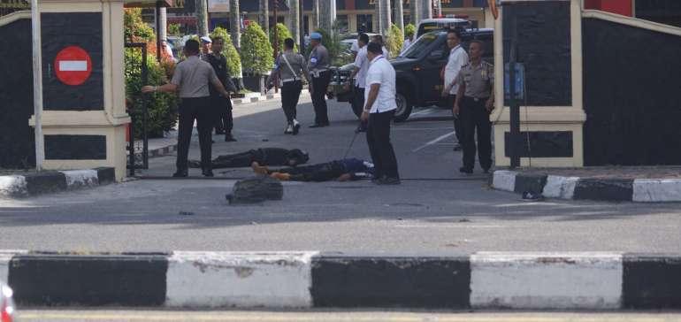 Gubernur Apresiasi Polda Riau Cekatan Tangani Teroris, 3 Dilumpuhkan 1 Polisi