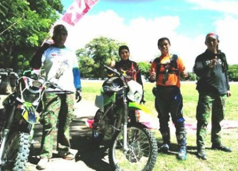 Novi Kusumaningrum Yuwono, Taklukkan 90 KM Jalur Extreme di Kepulauan Selayar