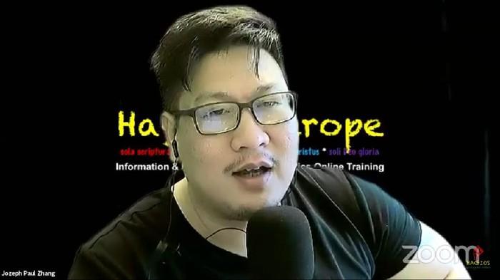 Jozeph Paul Zhang Dipolisikan atas Dugaan Penistaan Agama