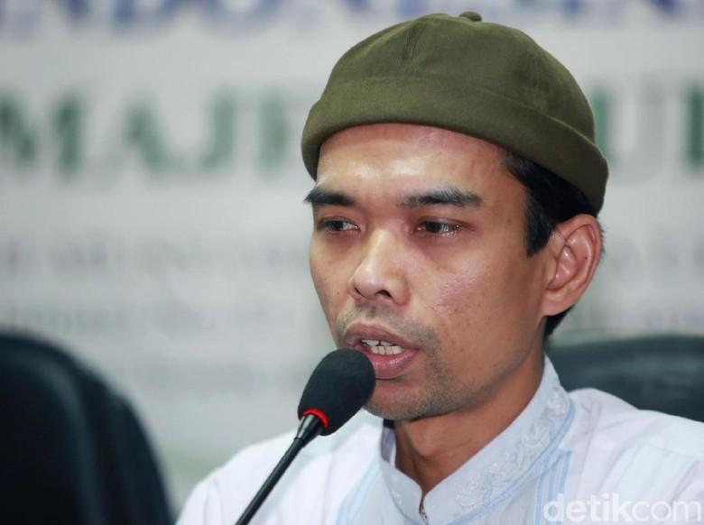 Sebelum Cerai, Ustaz Abdul Somad Difitnah Selingkuh dan Punya Tiga Istri