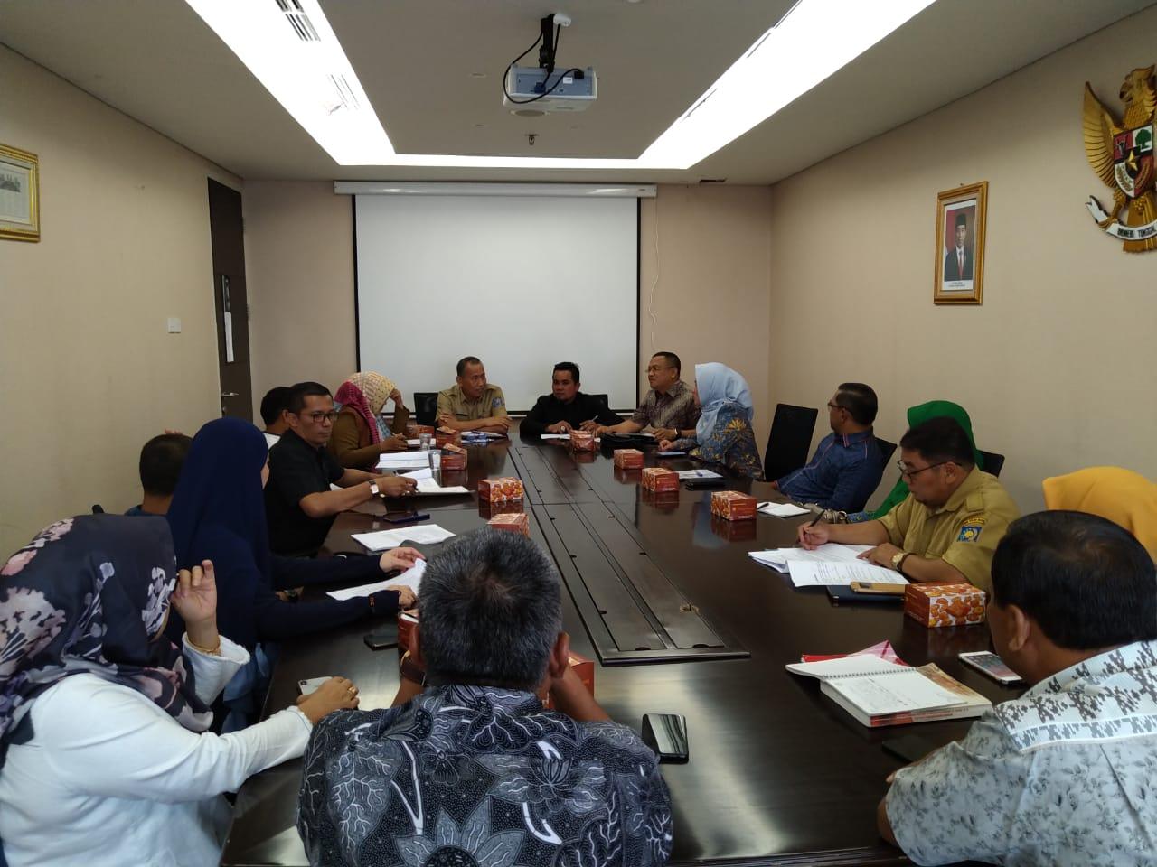 Konsultasi ke Kemendagri Terkait UU Pesantren, Muhammad Adil Dorong Daerah Bentuk Perda Pesantren
