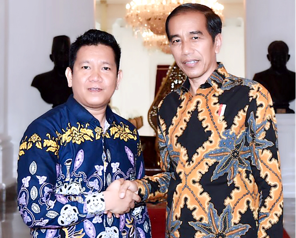 Makan Siang di Istana Negara, Semua Permintaan Budi Dikabulkan Presiden
