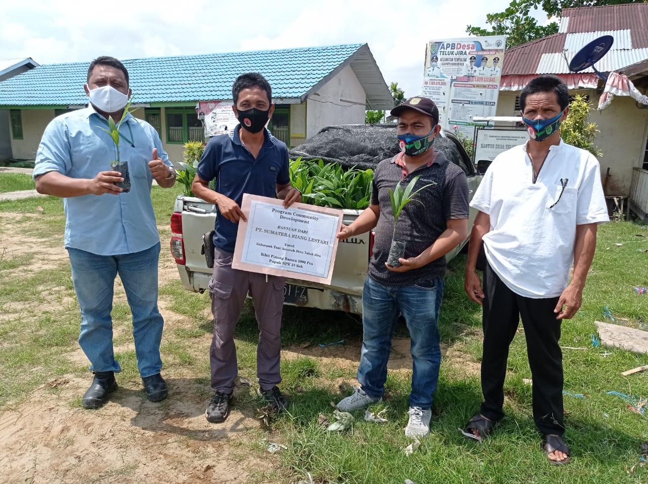 PT SRL Dukung Peningkatan Ekonomi Masyarakat Ditengah Pandemi