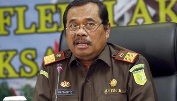 Jaksa Agung Mutasi Lima Kajari dan Satu Asisten di Riau