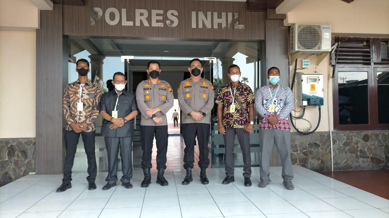 Tujuh Anak Duanu Lulus Polisi, IKDR: Terima Kasih Kapolres Inhil