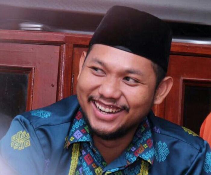 Tokoh Masyarakat Kateman Dorong Raja Ferza Fakhlevi Untuk Maju di Pileg 2019