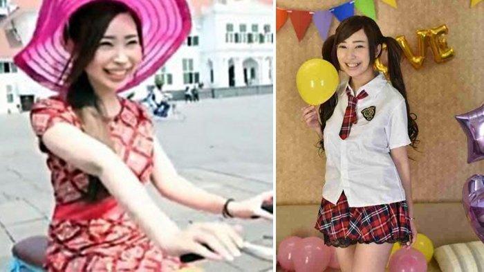 Foto-foto Sera Amane, Mahasiswi Indonesia yang Jadi Bintang Film Dewasa di Jepang