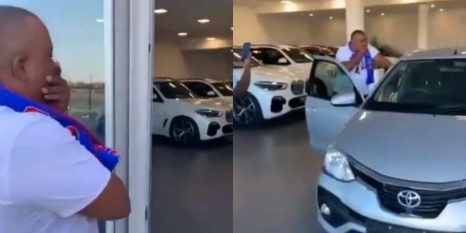 Pria ini Dibelikan Mobil Oleh Temannya Karena Keseringan Nebeng