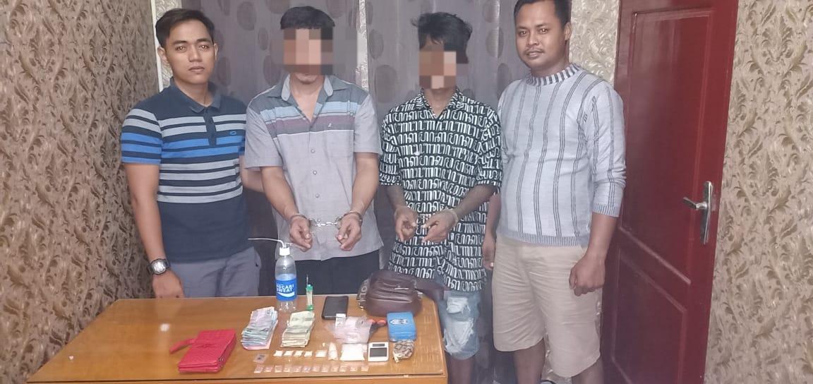Karena Sabu dan Candu Opium, Dua Nelayan di Rohil di Penjara