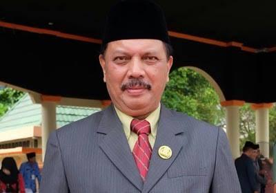 Said Syarifuddin Resmi Mengundurkan Diri Sebagai Sekda Inhil