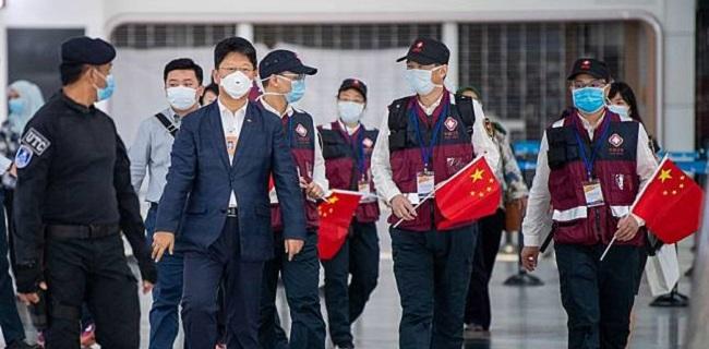 Bantu Malaysia Lawan Covid-19, China Kirim Tim Ahli Medis Ke Kuala Lumpur