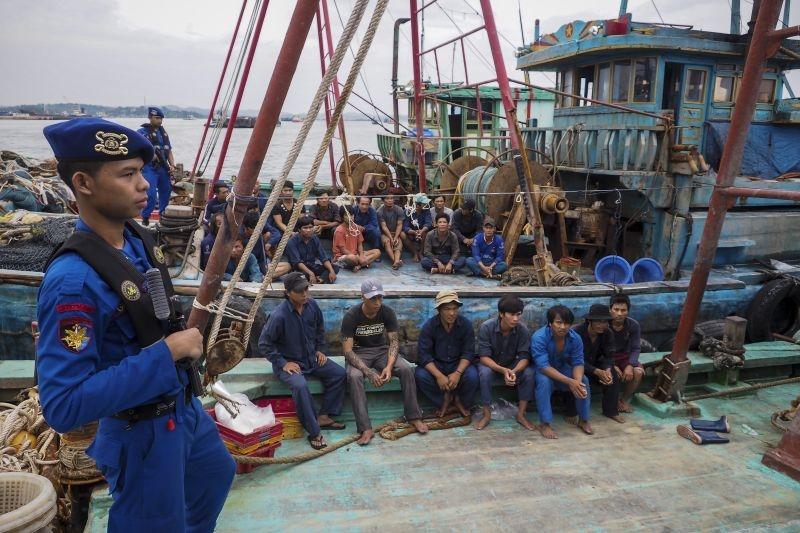 Curi Ikan di Pesisir Riau dan Bahayakan Petugas, Seorang Nelayan Ditembak Mati
