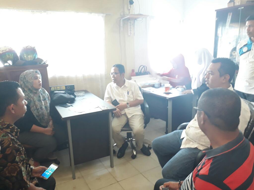 Komisi I DPRD Inhil Minta Media Ikut Sampaikan ke Masyarakat Pentingnya Miliki e-KTP