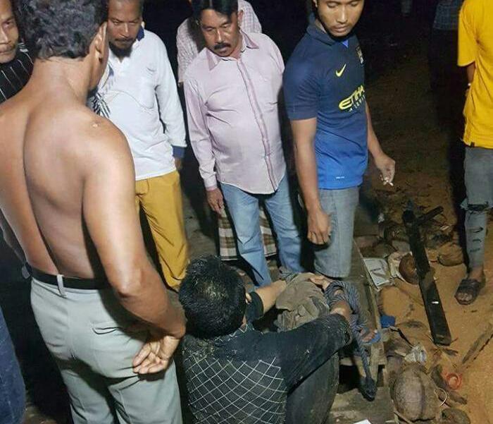 Curi Mesin Air di Masjid, Pria Inhil Ini Nyaris Dibakar Warga Hidup Hidup