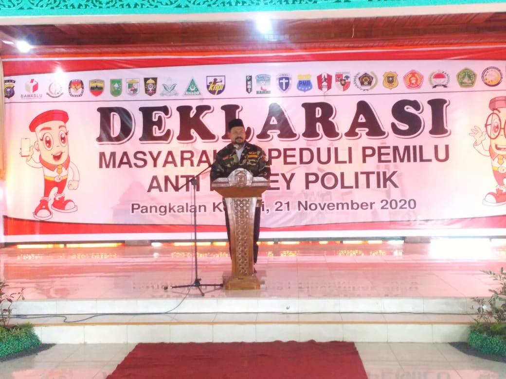 Purwaji: Ansor dan Banser se-Riau Siap Kawal Pemilukada Anti Politik Uang
