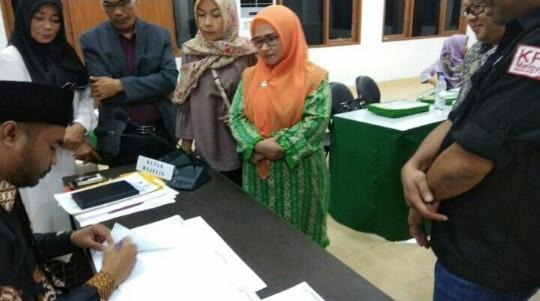 Tak Lolos Seleksi Calon DPD RI, Dinawati Laporkan KPU Riau ke Bawaslu