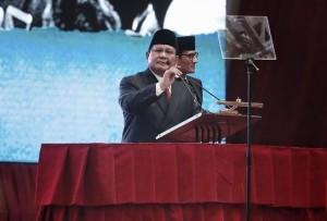 Di Pekanbaru, Capres 01 Prabowo Dijadwalkan Lakukan Pidato Kebangsaan