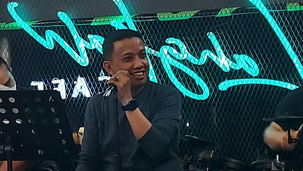 H Dani Minta Pemprov Riau Gesa Pembangunan Jalan di Inhil