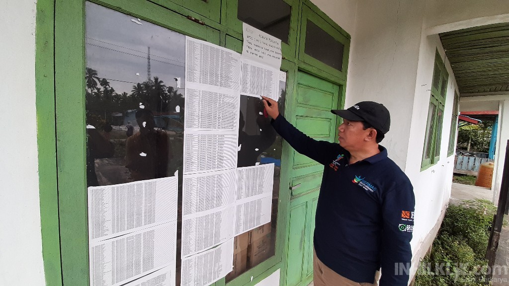 Zainal Arifin: Seharusnya Tidak Ada Lagi Masyarakat Miskin di Inhil yang Tidak Dapat BPJS Gratis